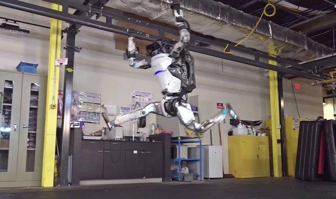 Atlas от Boston Dynamics