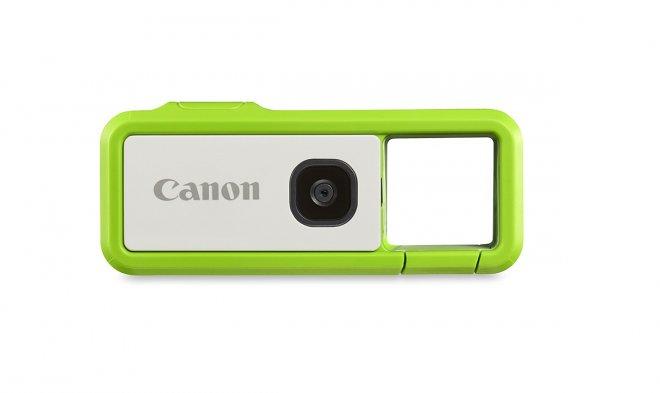 Canon выпустила крошечную камеру-карабин для настоящих любителей приключений