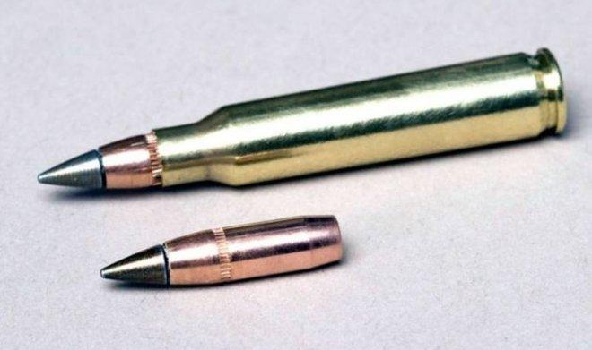 Армия США намерена перейти на новый 6,8-мм патрон