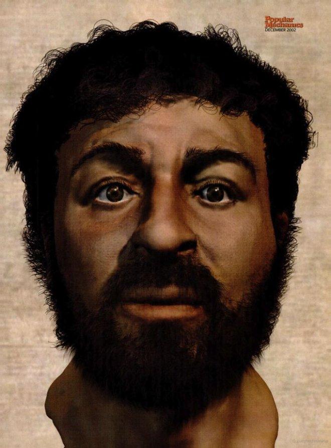 Лицо Иисуса