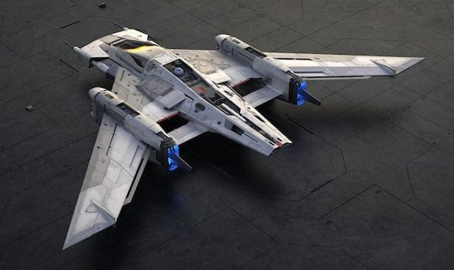 Tri-Wing S-91x Pegasus