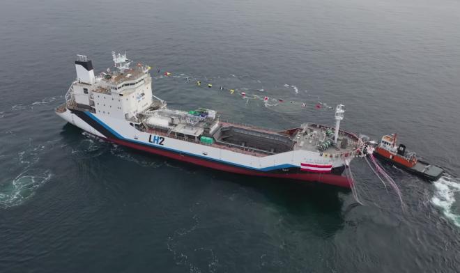 Япония и Корея приступают к переводу своей энергетики на водород