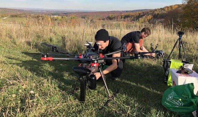 Проект Flash Forest намерен высадить миллиард деревьев при помощи дронов-артиллеристов