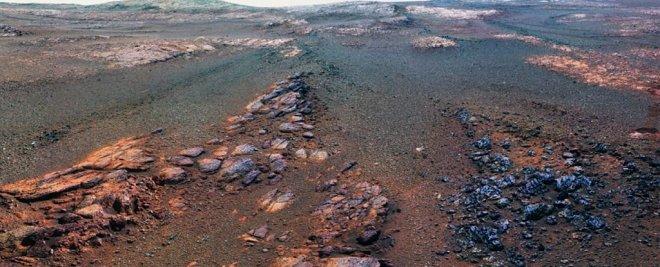 Mars Panoraması