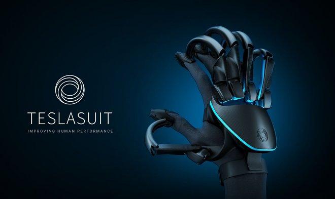 Перчатка Teslasuit