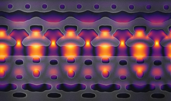В Стэнфорде разработали ускоритель частиц, который умещается на микрочипе