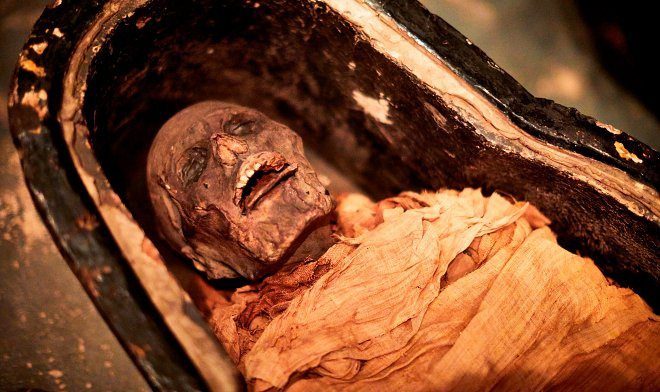Ученые сумели воспроизвести голос древней мумии