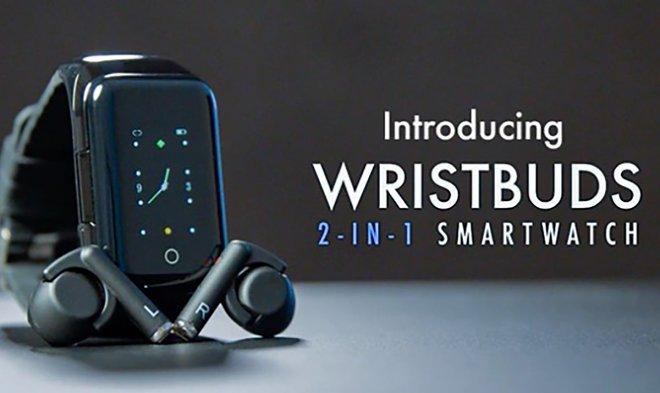 Смарт-часы Wristbuds