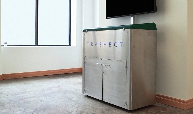 Робот TrashBot