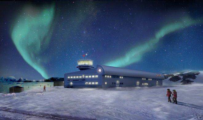 Антарктическая база