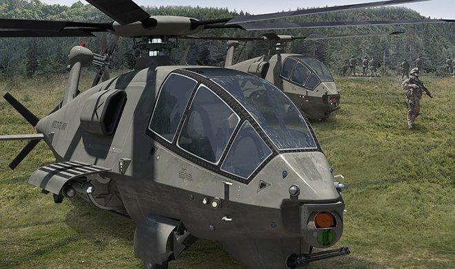 Boeing разработал боевой вертолет будущего