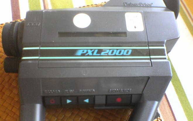 Fisher-Price PXL-2000