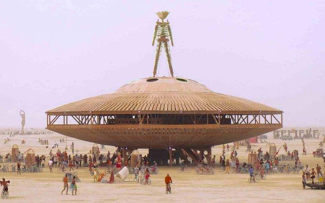 Фестиваль The Burning Man