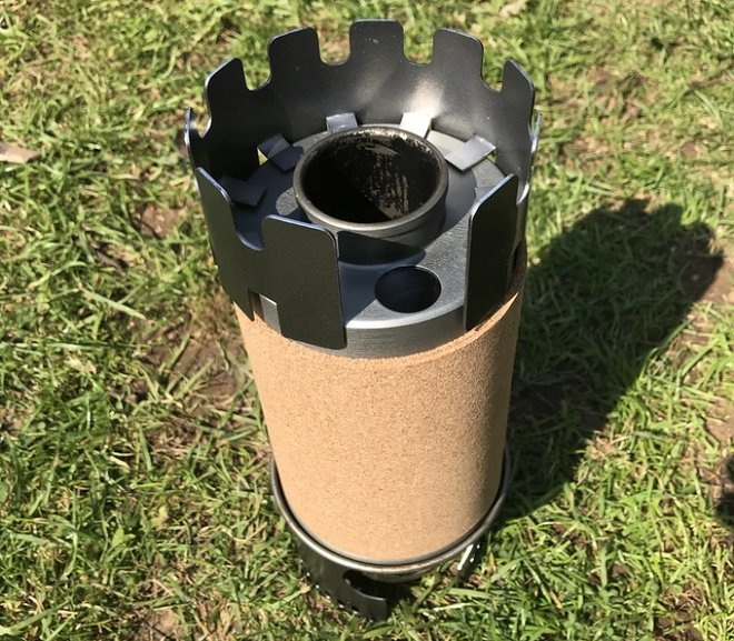 Печь Rocketboil