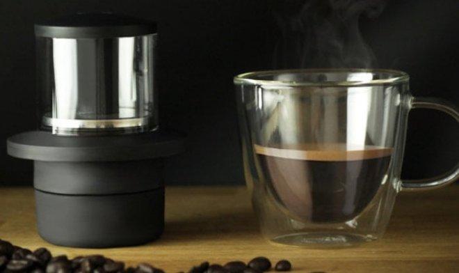 Кофеварка CoffeeJack