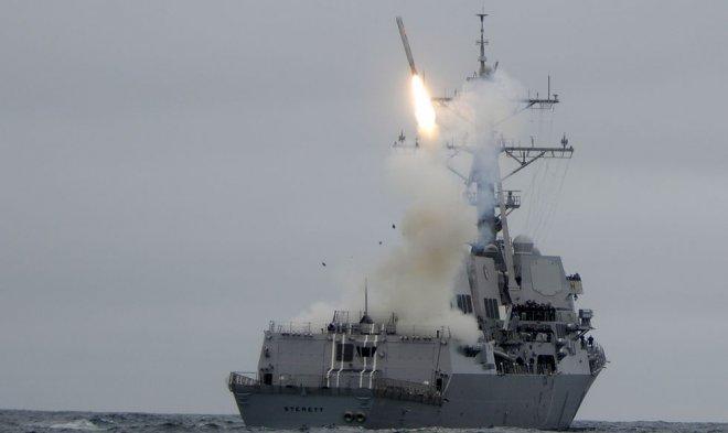 Модифицированные ракеты «Томагавк» начали летать на кукурузном топливе