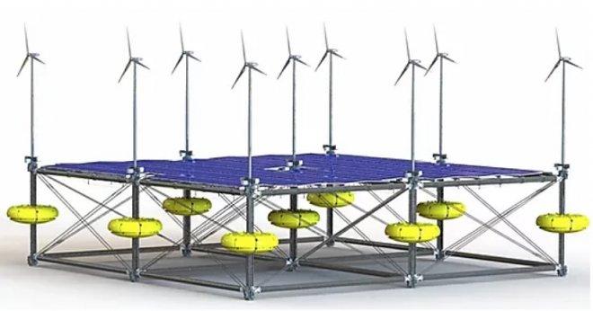 Универсальная энергоустановка