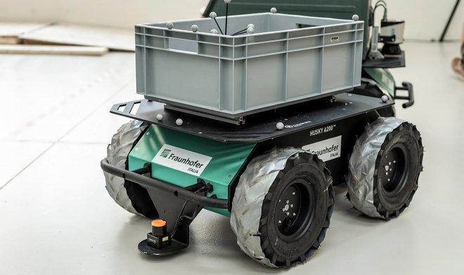 Робот Husky A200