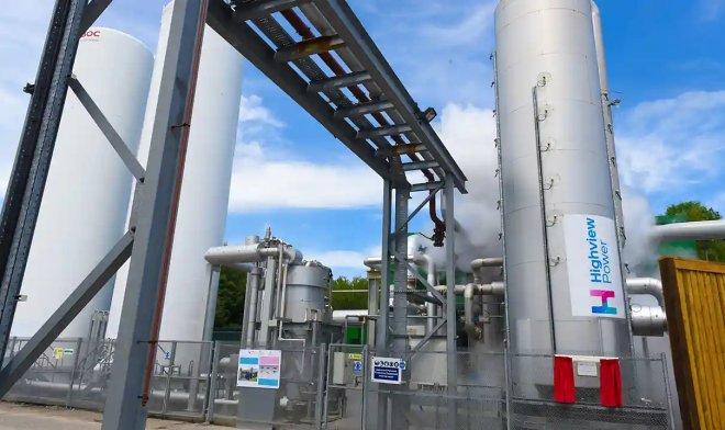 В Британии строят самую большую жидковоздушную батарею в мире