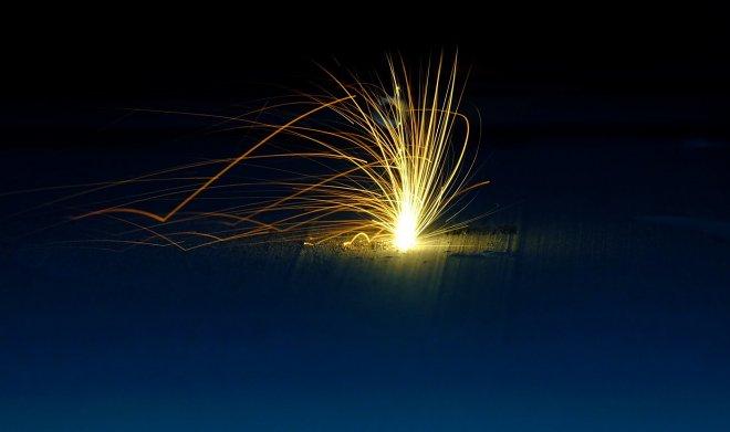 Лазерная печать стали