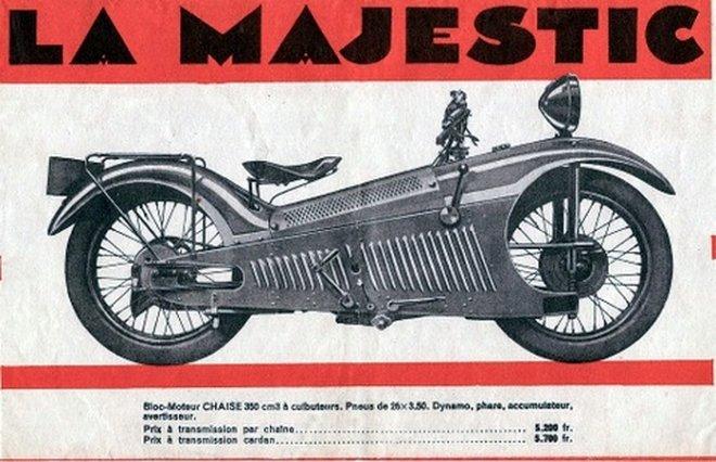 Инженеры воссоздали дизайн мотоцикла, спроектированного 100 лет назад