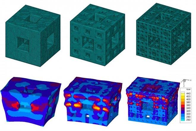 Фрактальные кубы