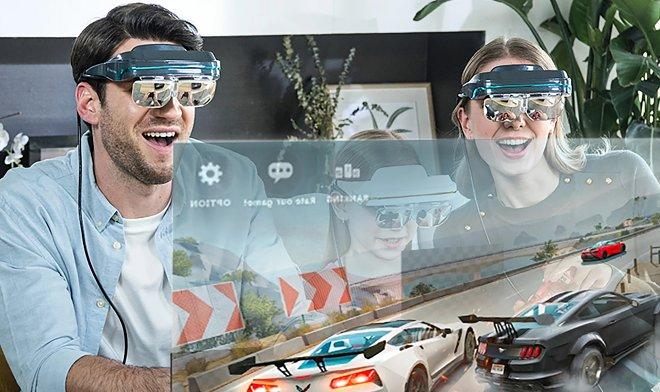 Гарнитура DreamGlass 4K