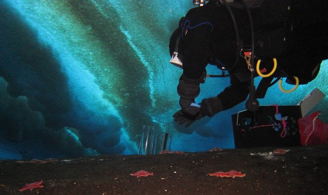 В антарктическом дне обнаружена утечка метана – и это очень плохо