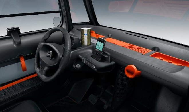 Электромобиль Ami от Citroen похож на стиральную машинку и стоит всего 6000 евро