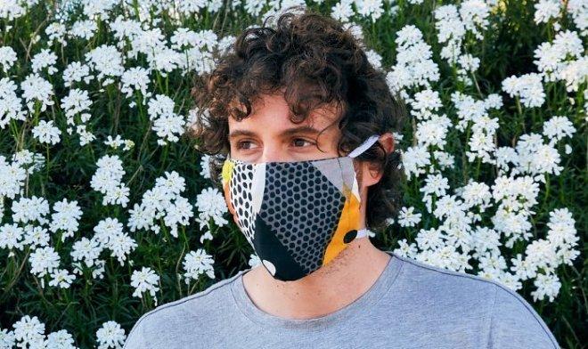 Импровизированная маска