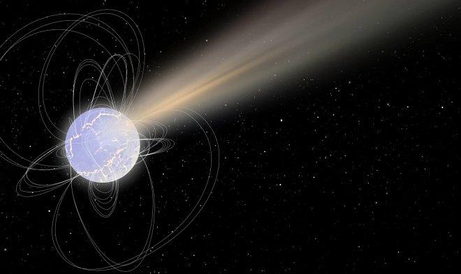 Загадочный радиосигнал отследили до мертвой звезды внутри нашей галактики