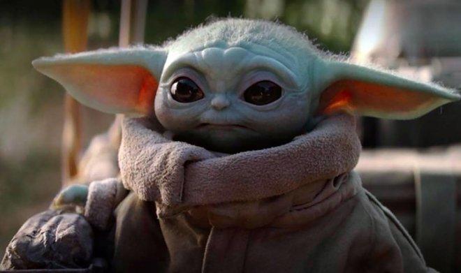 Echo Dot Baby Yoda