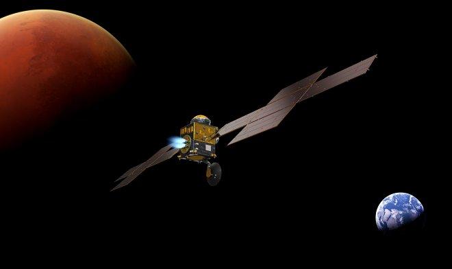 Airbus построит для ESA первый в истории межпланетный грузовой корабль