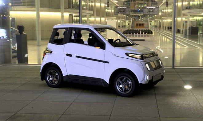 Россия запускает в производство свой первый серийный электромобиль