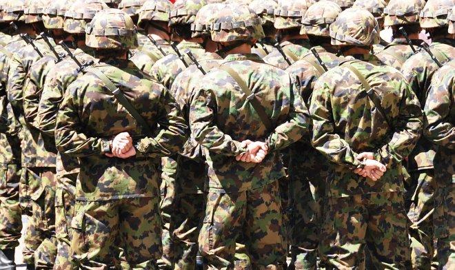 Ткань для Армии США
