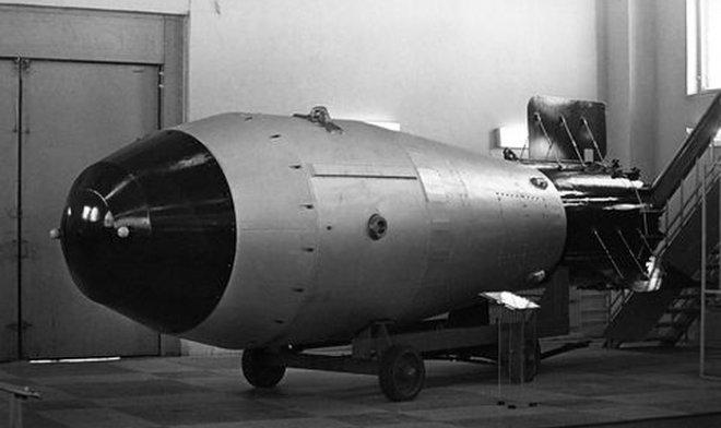 Росатом рассекретил фильм об испытаниях самой большой термоядерной бомбы в истории