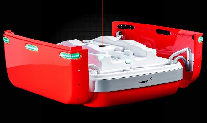 «Привязанный» дрон Axon Fotokite поступит на вооружение полиции США