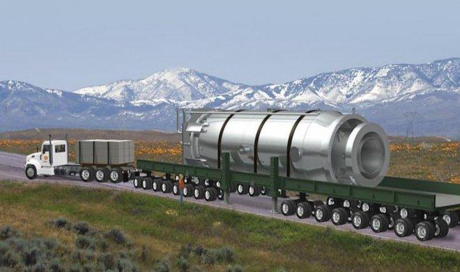 Ядерные микрореакторы NuScale признаны безопасными для применения