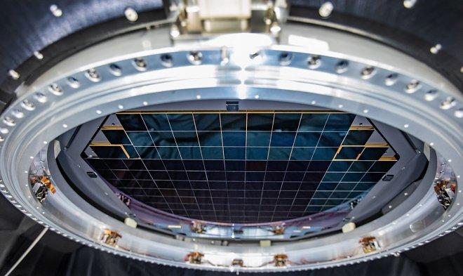 Крупнейший в мире сенсор снял первое в истории фото с разрешением 3200 МП