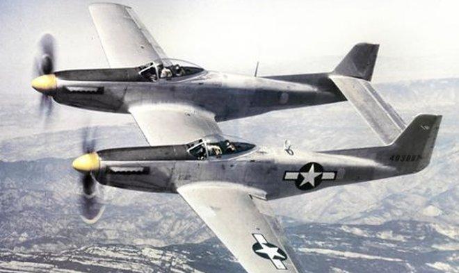 Единственный уцелевший истребитель Р-82 Twin Mustang выставлен на продажу