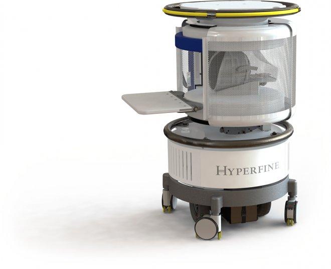 Первый в мире мобильный аппарат МРТ успешно прошел испытания на людях