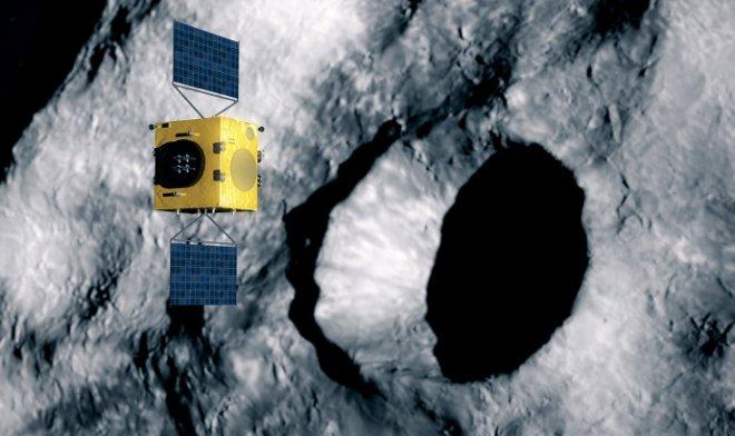 ЕКА профинансировало первую миссию планетарной обороны Земли