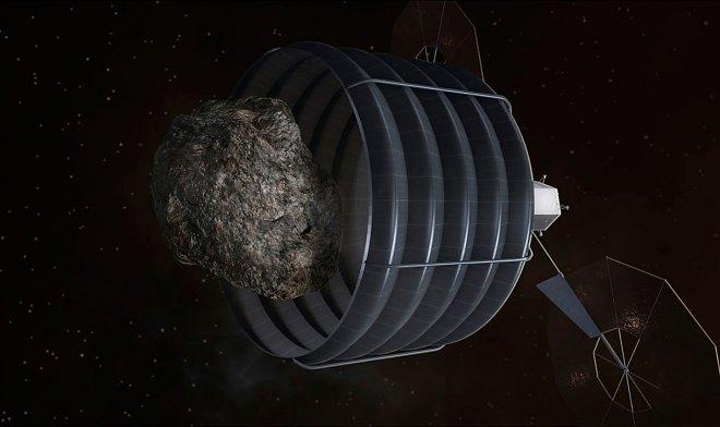 В ноябре Китай запустит в космос первый спутник для добычи полезных ископаемых