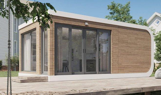 Компания Mighty Buildings печатает жилые дома за 24 часа