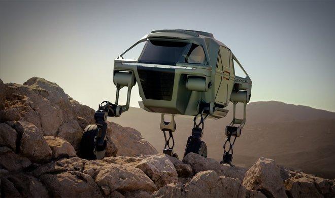Hyundai всерьез планирует заняться созданием автомобилей-трансформеров