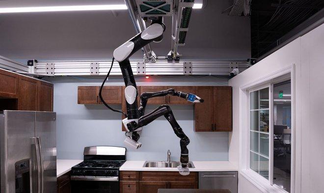 Toyota разрабатывает необычных домашних роботов, которые будут помогать по хозяйству