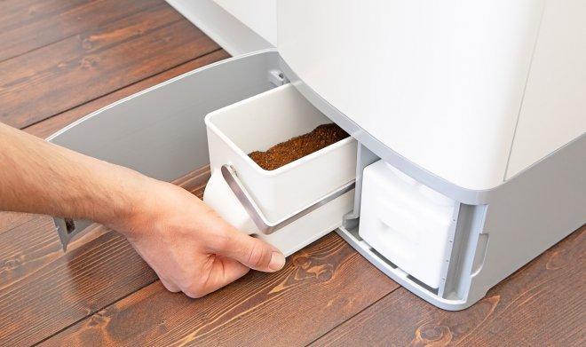 Кухонный гаджет Kalea за два дня превратит пищевые отходы в компост
