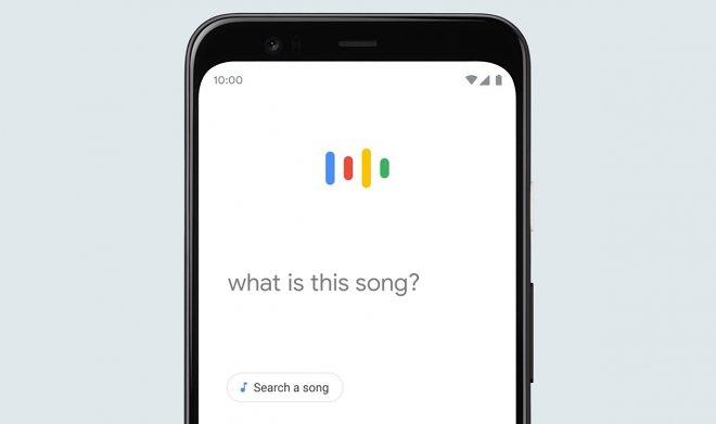 Теперь в Google можно найти песню, просто насвистев ее поисковику