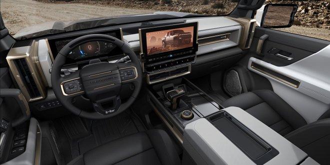 GMC представила «первый электрический суперпикап» Hummer EV