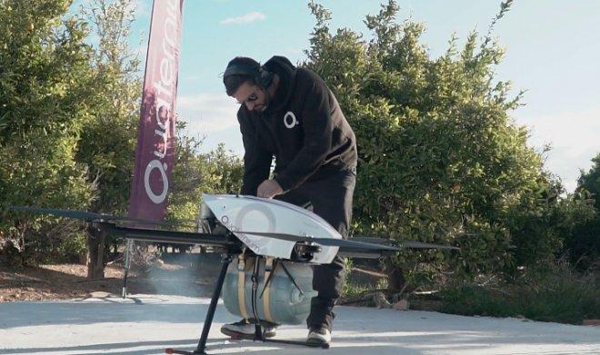 Дрон HYBRiX установил мировой рекорд, продержавшись в воздухе больше 10 часов